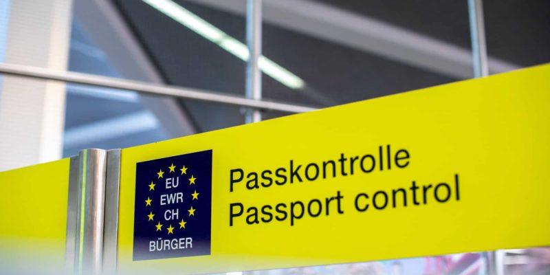 Border Crossing For Schengen Visa Holders