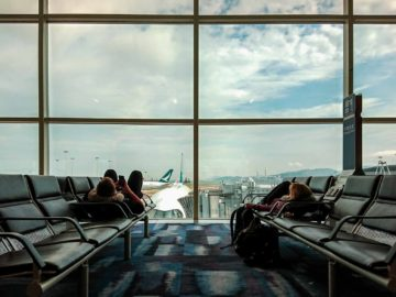 Travellers With Airport Transit Schengen Visa