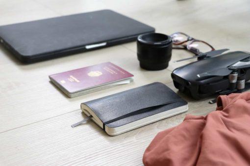 Passport With Tourist Schengen Visa