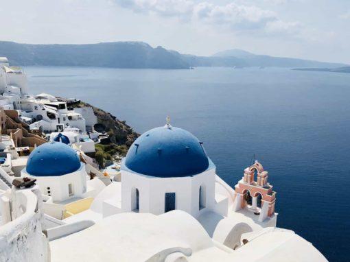 Entering Greece With A Schengen Visa