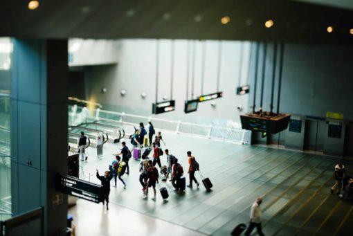 Travellers With Transit Schengen Visas